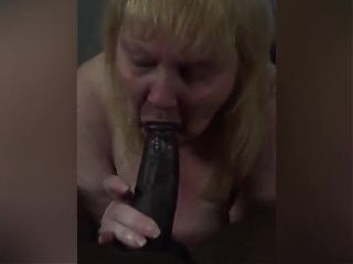 Old Hoe on My Dick