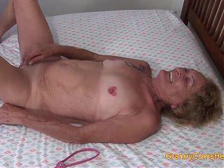 80 Year old SLUTTY GRANNY