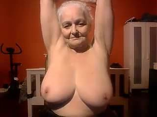 Granny I'd Love To Fuck